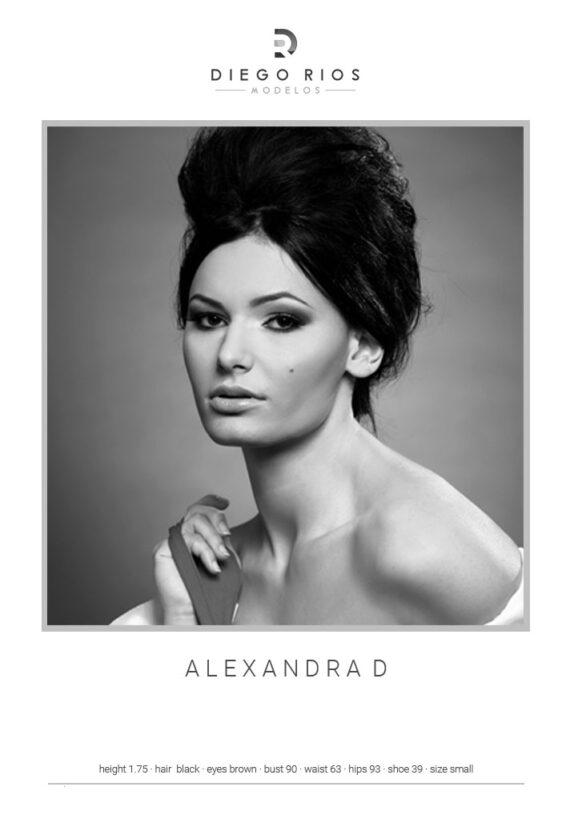 Alexandra D.