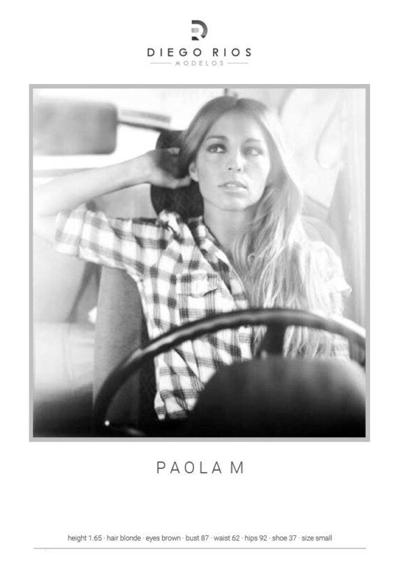 Paola M