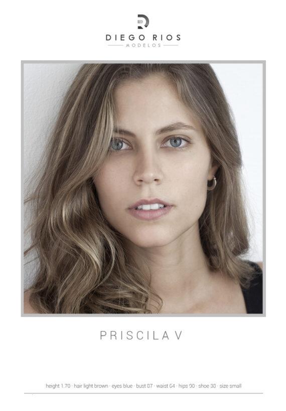 Priscilla V.